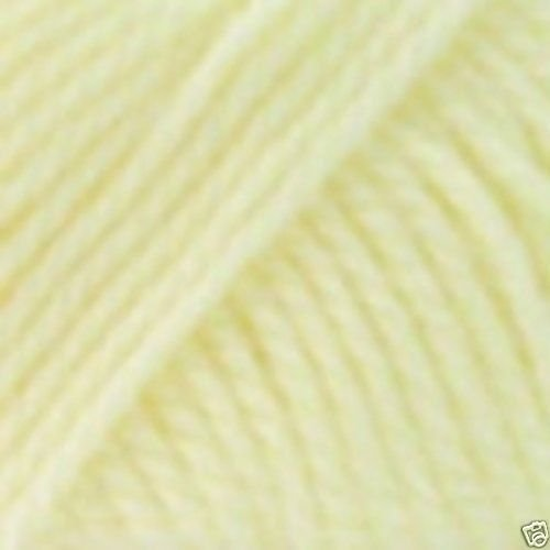 Robin CHUNKY Knitting Yarn 041 CREAM / Wool 100g